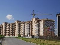 Ростов-на-Дону, улица Круговая 3-я, дом 168/СТР. строящееся здание жилой дом