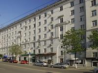 Rostov-on-Don, Bolshaya Sadovaya st, house 8. Apartment house