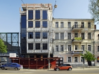 Rostov-on-Don, Bolshaya Sadovaya st, house 16. building under construction