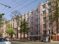 улица Большая Садовая, дом 28. колледж Автодорожный колледж