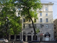 Rostov-on-Don, Bolshaya Sadovaya st, house 32. Apartment house