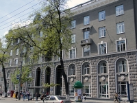 Rostov-on-Don, Bolshaya Sadovaya st, house 49. Apartment house