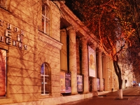 顿河畔罗斯托夫市, 博物馆 Ростовский областной музей краеведения, Bolshaya Sadovaya st, 房屋 79