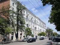 Rostov-on-Don, Bolshaya Sadovaya st, house 81. Apartment house