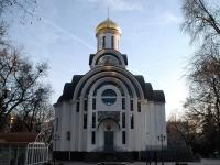Rostov-on-Don, temple Старо-Покровский, Bolshaya Sadovaya st, house 113Б