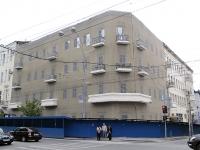 Rostov-on-Don, Bolshaya Sadovaya st, house 162. vacant building