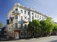 Rostov-on-Don, Bolshaya Sadovaya st, house 184. Apartment house