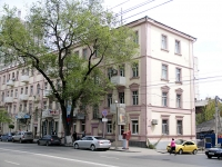 Rostov-on-Don, Bolshaya Sadovaya st, house 186. Apartment house