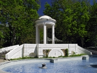 顿河畔罗斯托夫市, 公园 имени 1-го маяBolshaya Sadovaya st, 公园 имени 1-го мая