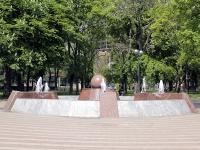 улица Большая Садовая. сквер имени Кирова