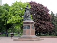 顿河畔罗斯托夫市, 纪念碑 Елизавете ПетровнеBolshaya Sadovaya st, 纪念碑 Елизавете Петровне