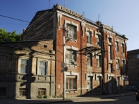 Rostov-on-Don, Sotsialisticheskaya st, house 8. Apartment house