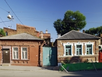 Rostov-on-Don, Sotsialisticheskaya st, house 28. Private house