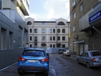 Rostov-on-Don, Sotsialisticheskaya st, house 154. building under construction