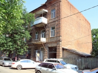 顿河畔罗斯托夫市, Sotsialisticheskaya st, 房屋 168. 公寓楼