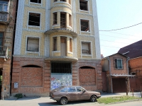 Rostov-on-Don, Sotsialisticheskaya st, house 194. building under construction