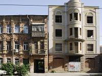 Ростов-на-Дону, улица Социалистическая, дом 194. строящееся здание