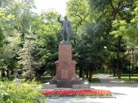 Кировский проспект. памятник С.М. Кирову