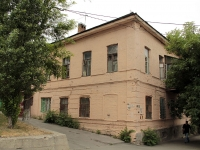 Rostov-on-Don, Sokolov st, house 2. Apartment house