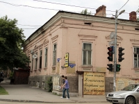 Rostov-on-Don, Sokolov st, house 12. Apartment house