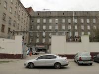 "Rostov-on-Don, office building ОАО ""Южная генерирующая компания-ТГК-8"" , Sokolov st, house 13"