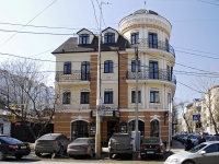 Rostov-on-Don, Sokolov st, house 19. Apartment house