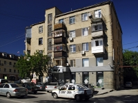 Rostov-on-Don, Sokolov st, house 21. Apartment house