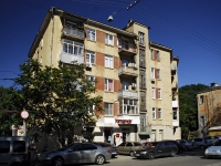 Rostov-on-Don, Sokolov st, house 23. Apartment house
