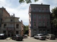 Rostov-on-Don, Sokolov st, house 27. Apartment house