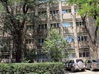 Rostov-on-Don, Sokolov st, house 80. Apartment house