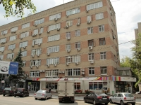 Rostov-on-Don, Sokolov st, house 81А. Apartment house