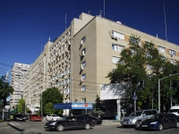 Rostov-on-Don, Sokolov st, house 81. Apartment house