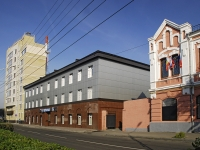 Rostov-on-Don, Beregovaya st, house 15. office building