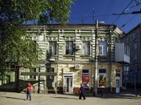 Ростов-на-Дону, переулок Братский, дом 12. многоквартирный дом