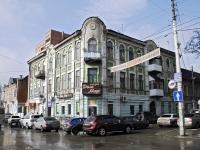 Ростов-на-Дону, переулок Братский, дом 17. многоквартирный дом