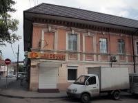 Ростов-на-Дону, переулок Братский, дом 19. многоквартирный дом
