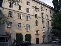 Ростов-на-Дону, переулок Братский, дом 22. многоквартирный дом