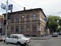 Ростов-на-Дону, переулок Братский, дом 25. многоквартирный дом