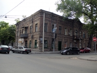 Ростов-на-Дону, переулок Братский, дом 27. многоквартирный дом