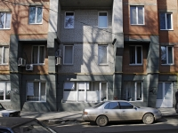 Rostov-on-Don, Bratsky alley, house 28А. Apartment house