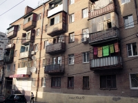 Rostov-on-Don, Bratsky alley, house 40. Apartment house