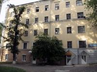 Rostov-on-Don, hostel Ростовского колледжа связи и информатики, Bratsky alley, house 44