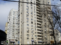 Rostov-on-Don, Bratsky alley, house 46. Apartment house