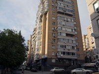Rostov-on-Don, Bratsky alley, house 56. Apartment house