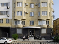 Rostov-on-Don, Bratsky alley, house 58. Apartment house