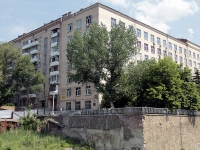 Rostov-on-Don, Budennovsky avenue, house 2. Apartment house