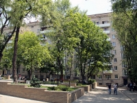 Rostov-on-Don, Budennovsky avenue, house 4. Apartment house