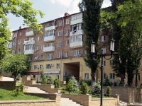 Rostov-on-Don, Budennovsky avenue, house 8. Apartment house