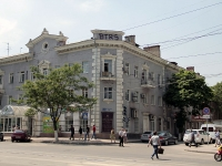 Rostov-on-Don, Budennovsky avenue, house 19. Apartment house