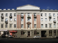顿河畔罗斯托夫市, Budennovsky avenue, 房屋 25. 公寓楼